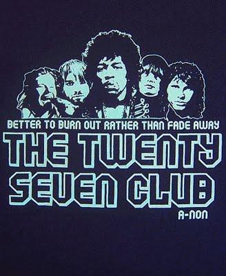 El Club de los Eternos 27 años