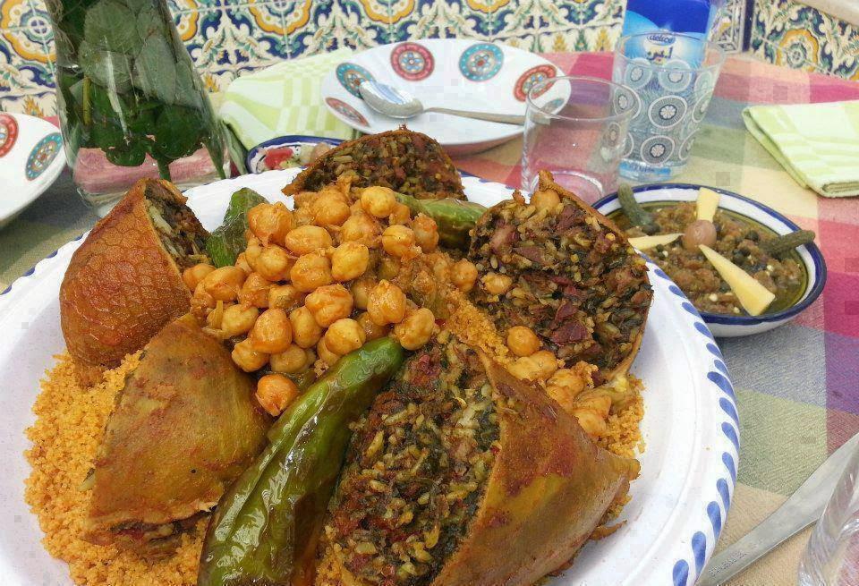 Ile de djerba - Tastira cuisine tunisienne ...
