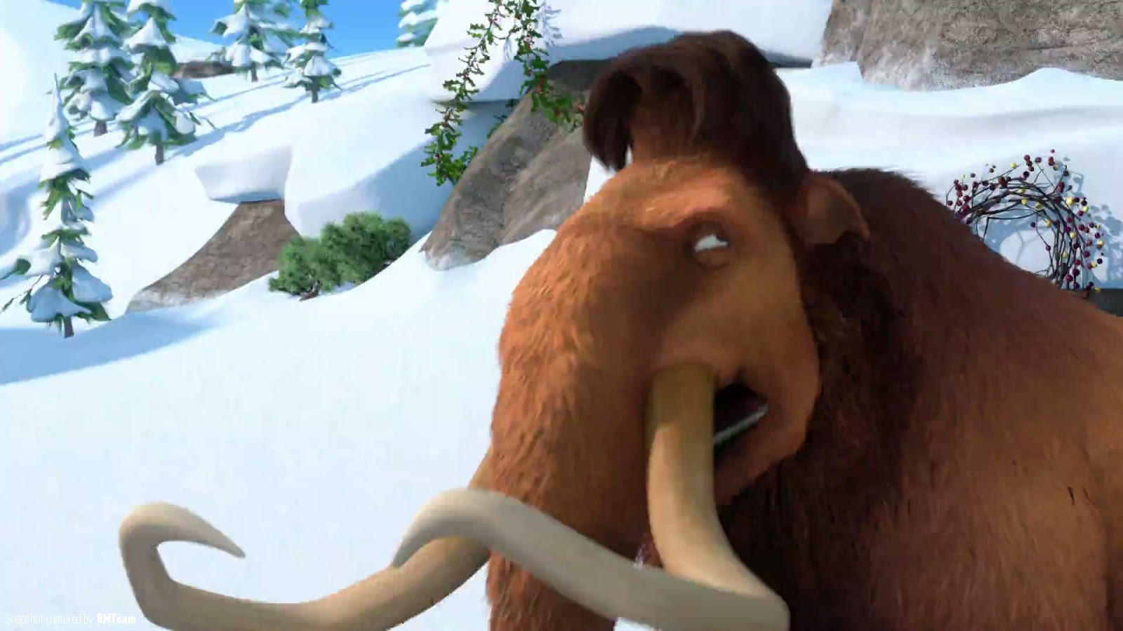 Ice Age Christmas Movie