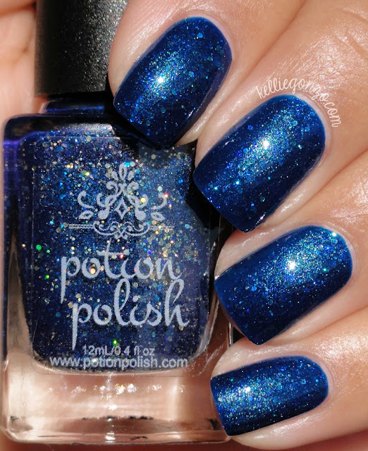 Potion Polish On the Nice List