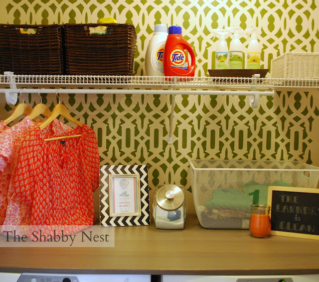 5 Laundry Room Tips Tricks AND a $500 Home Depot Gift Card Giveaway!!
