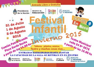Festival Infantil de Invierno