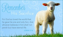 Celebrate His Sacrifice