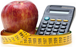 Apple and Calculator