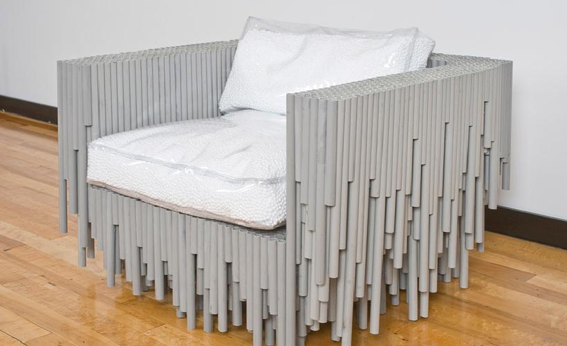 Propuestas de muebles con objetos de reciclaje Quiero ms diseo