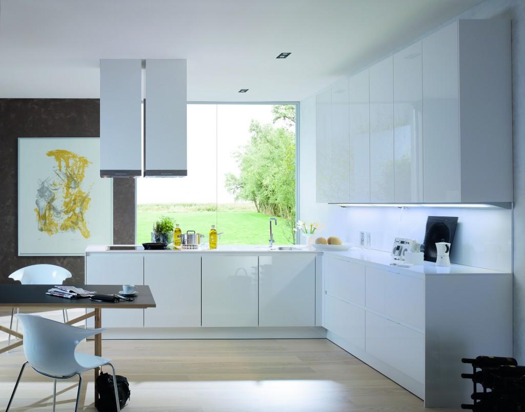 Ideia Decoração: 16 Cozinhas Modernas #817E42 1024 804