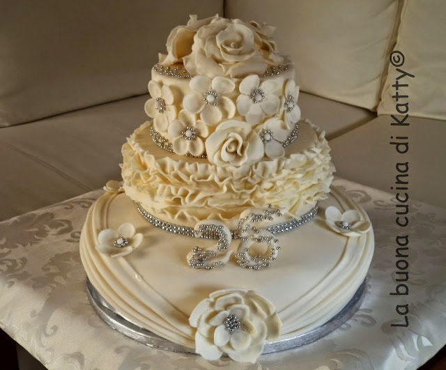 Bouquet 25 nozze d argento ea28 regardsdefemmes for Idee 25 anni di matrimonio