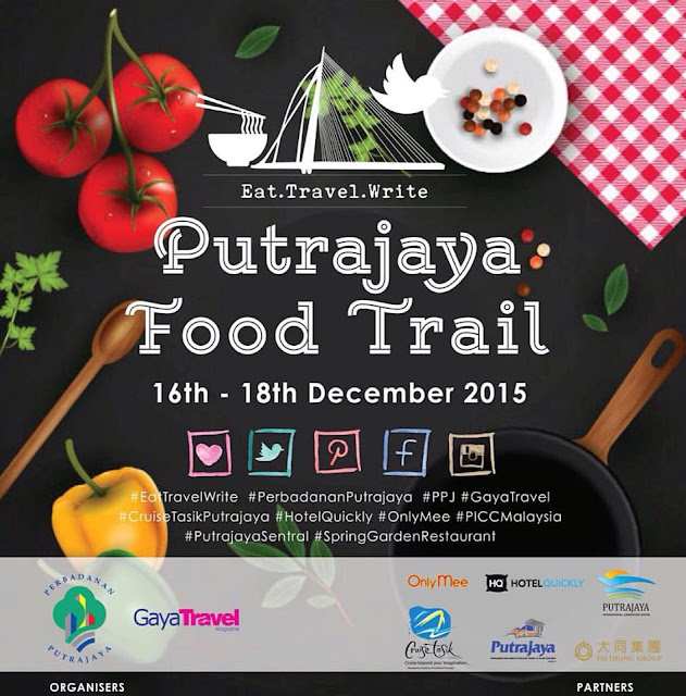 Eat.Travel.Write Putrajaya Food Trail 2015