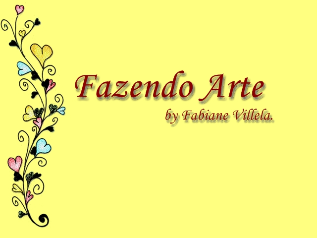 Fazendo Arte by Fabiane Villela
