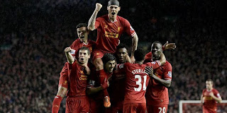 Video Gol Liverpool vs Everton 29 Januari 2014