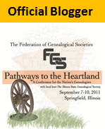 FGS 2011 - Official Blogger