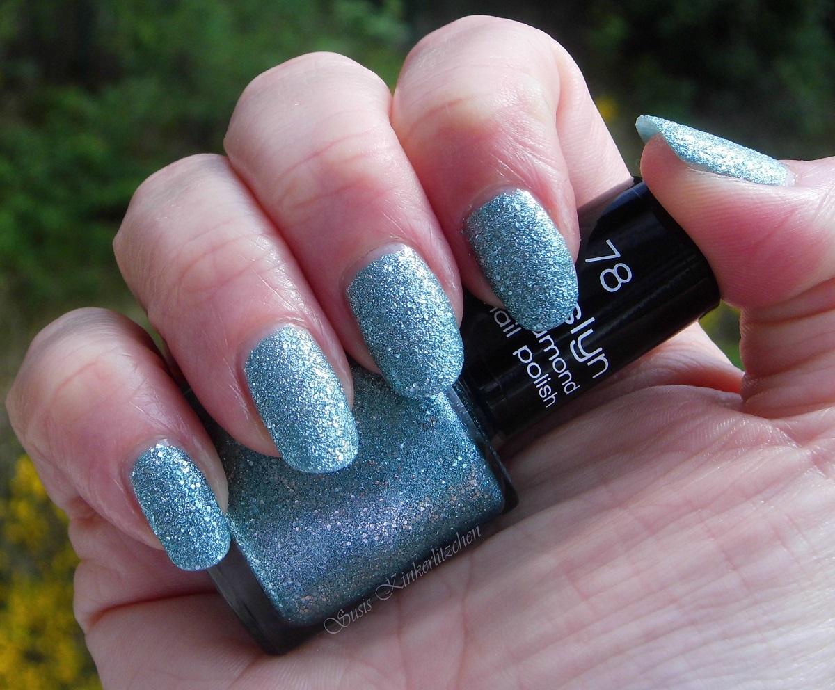 Susis Kinkerlitzchen: MISSLYN Velvet Diamond Nagellack ... - photo#38