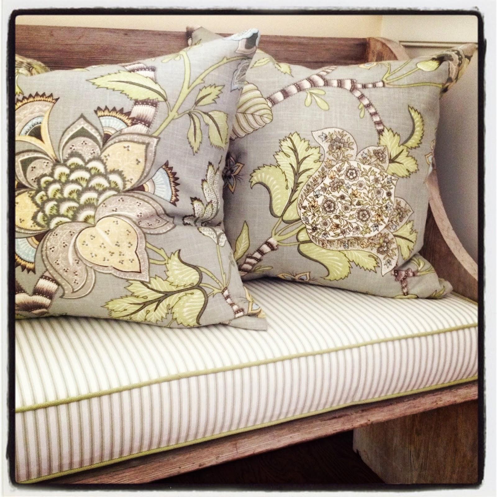 Lisa Gabrielson Design: Pillow Talk