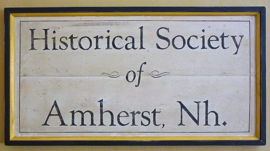 Historical Society of Amherst, New Hampshire