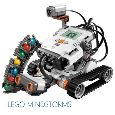 Pequeños Robots hechos en casa