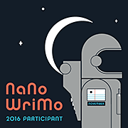 NaNoWriMo2016