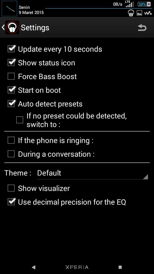 Bass Booster Pro v2.4.1 Full APK screenshot
