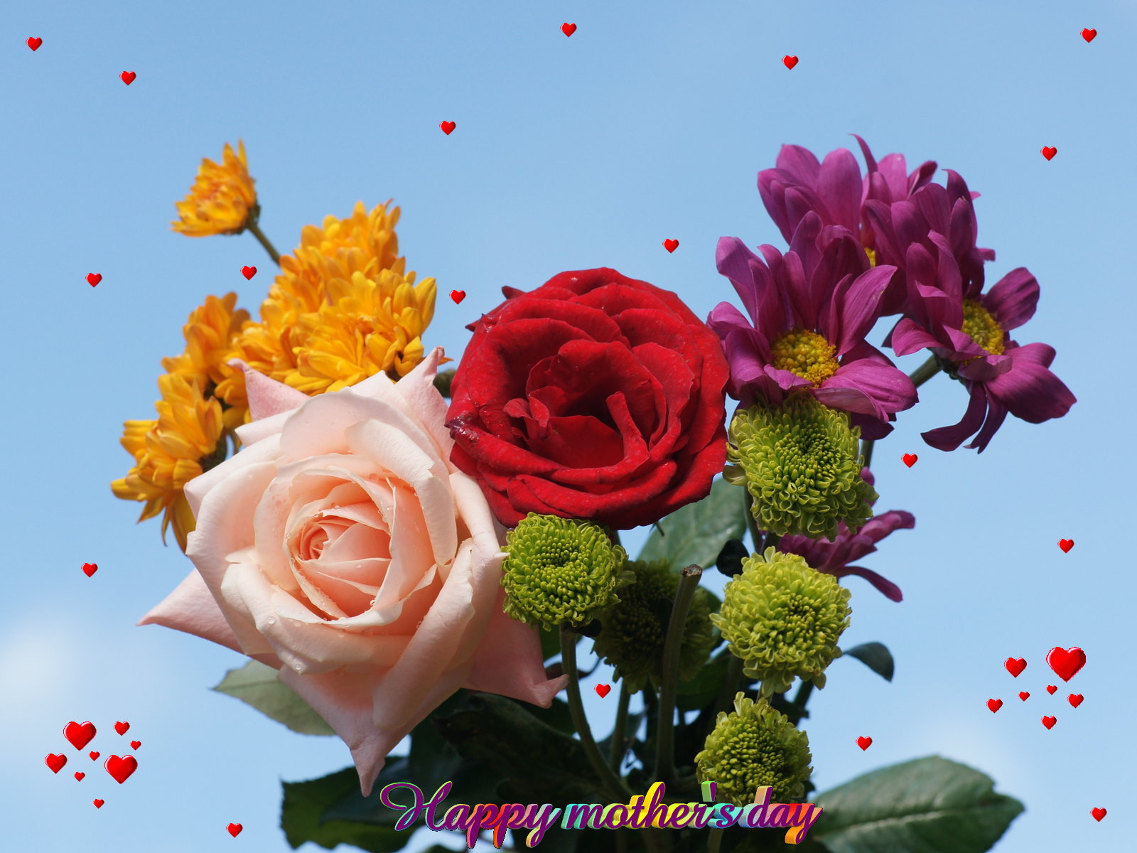Happy mother s day flower pictures let celebrate