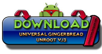 universal gingerbread unroot v.13
