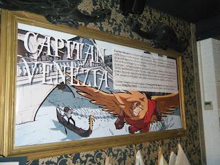 Il Palco - gusto, arte, incontri (Mestre VE) una mostra di Capitan Venezia