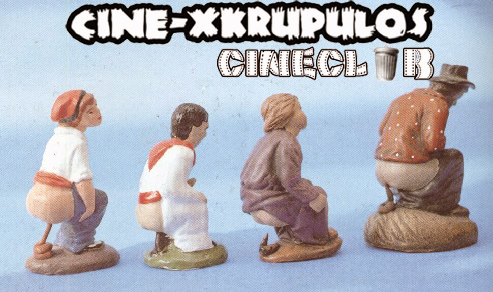 CINECLUB CINE-XKRUPULOS PROGRAMACIÓN FEB/JUN 2015