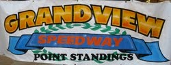 GRANDVIEW POINT STANDINGS