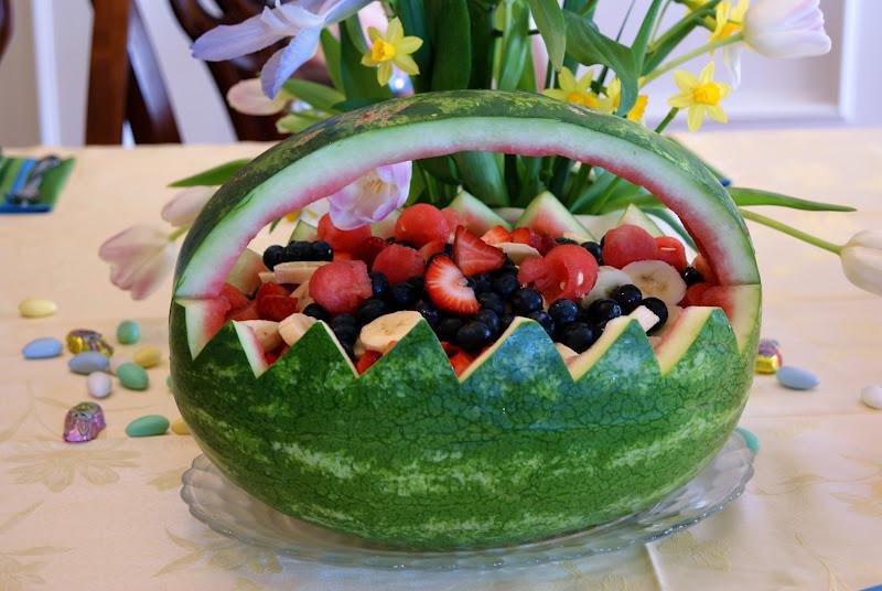 Delights bites watermelon fruit basket watermelon fruit basket negle Images