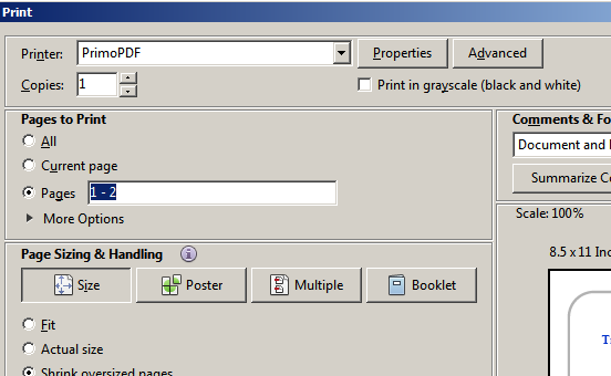 SPLIT PDF USING PRIMOPDF DOWNLOAD