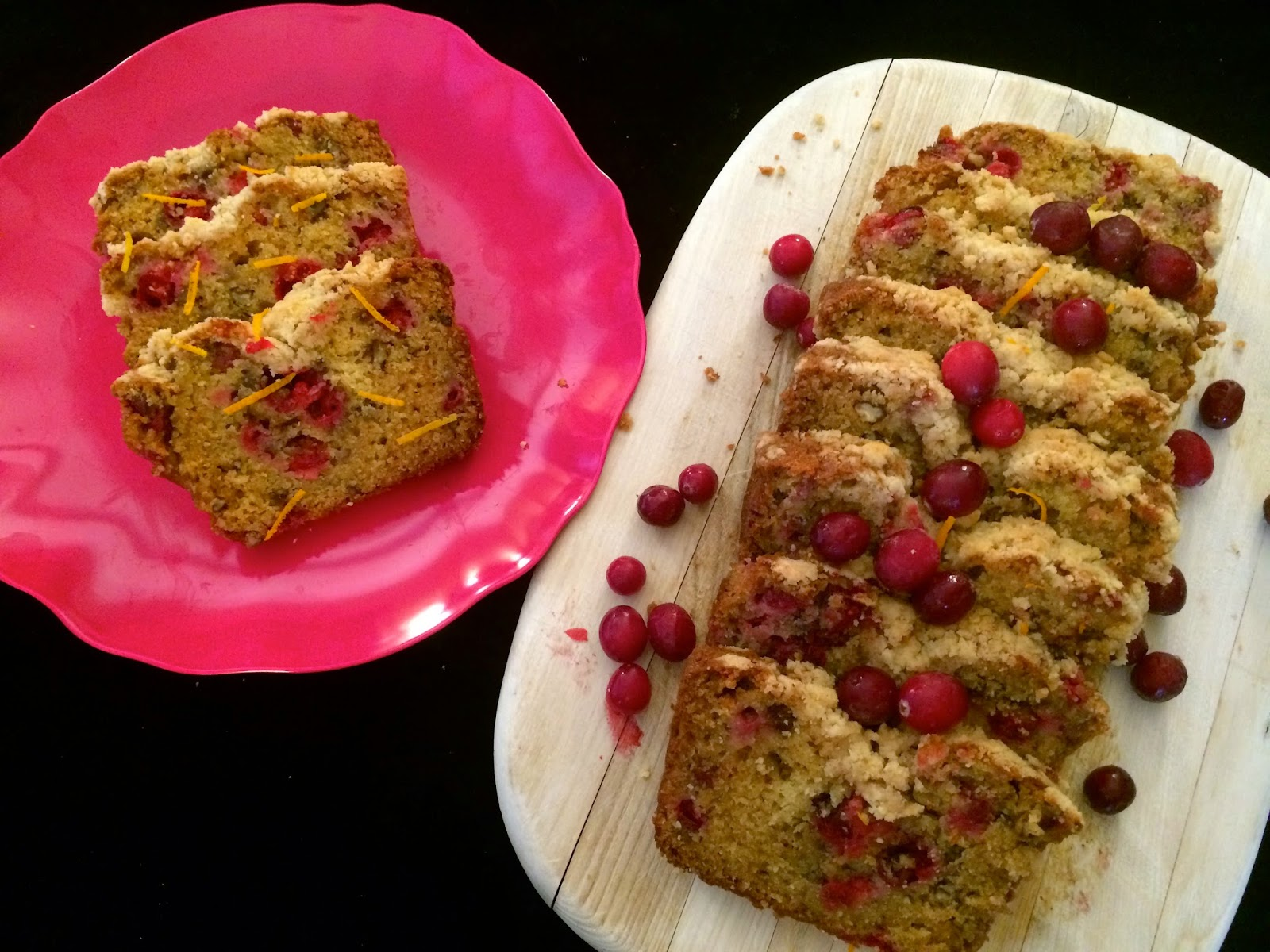 Cranberry Orange Loaf Recipe!! | Baking & making & cake decorating ...