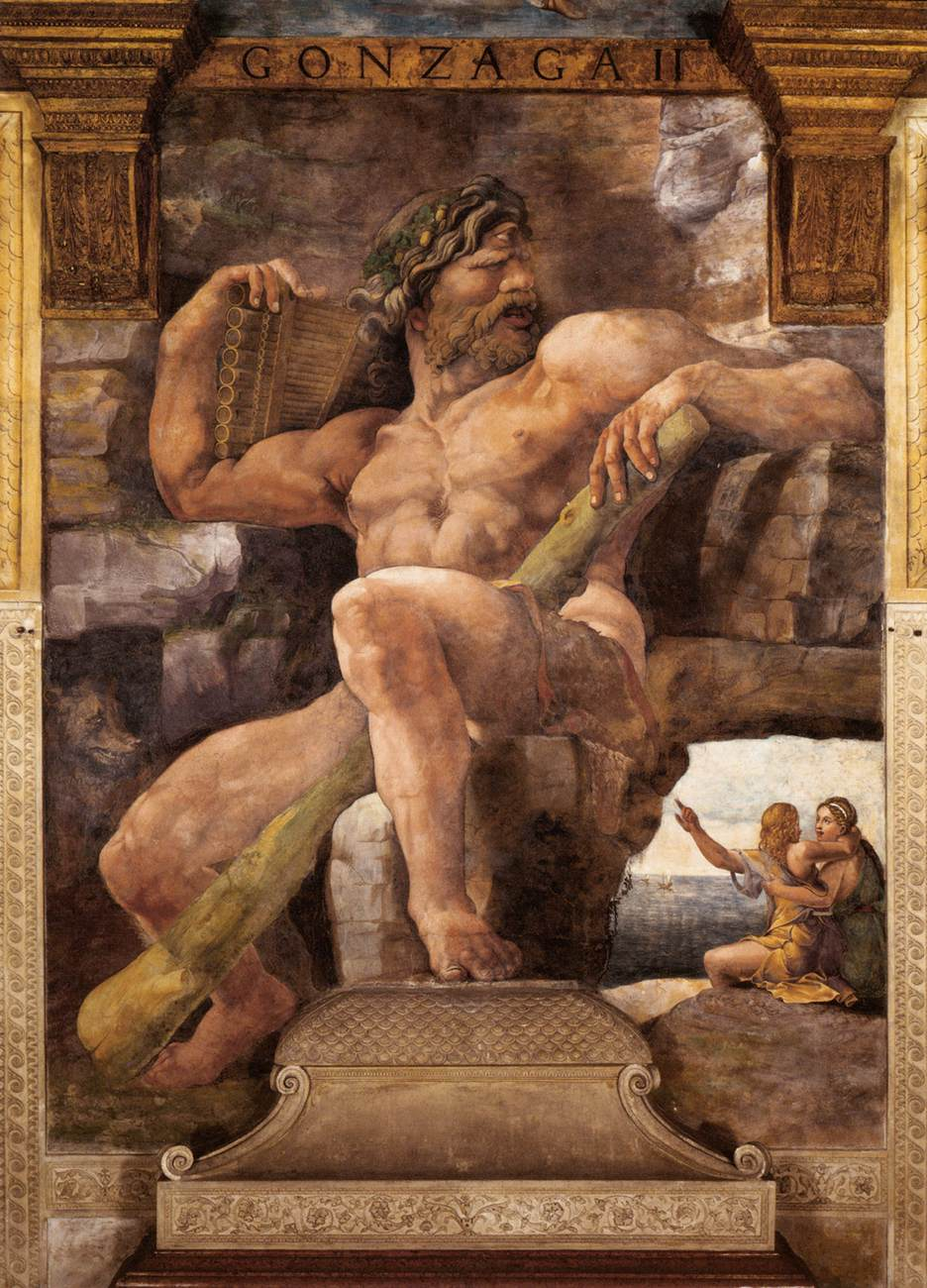 giulio romano cupid polypheme