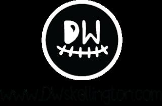 DWskellington Fashion Doodles Art Medan