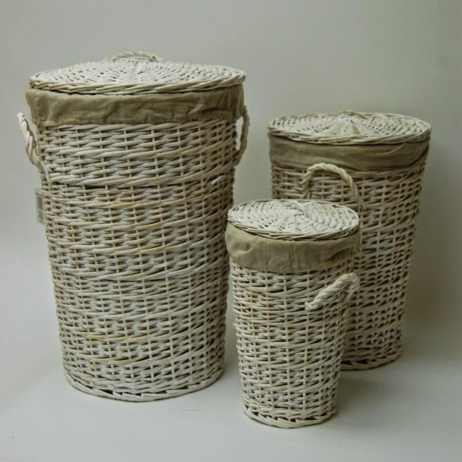 Cestos ropa sucia modernos cesto ropero contenedor colada ropa sucia metal tela y ruedas - Cesto ropa mimbre ...