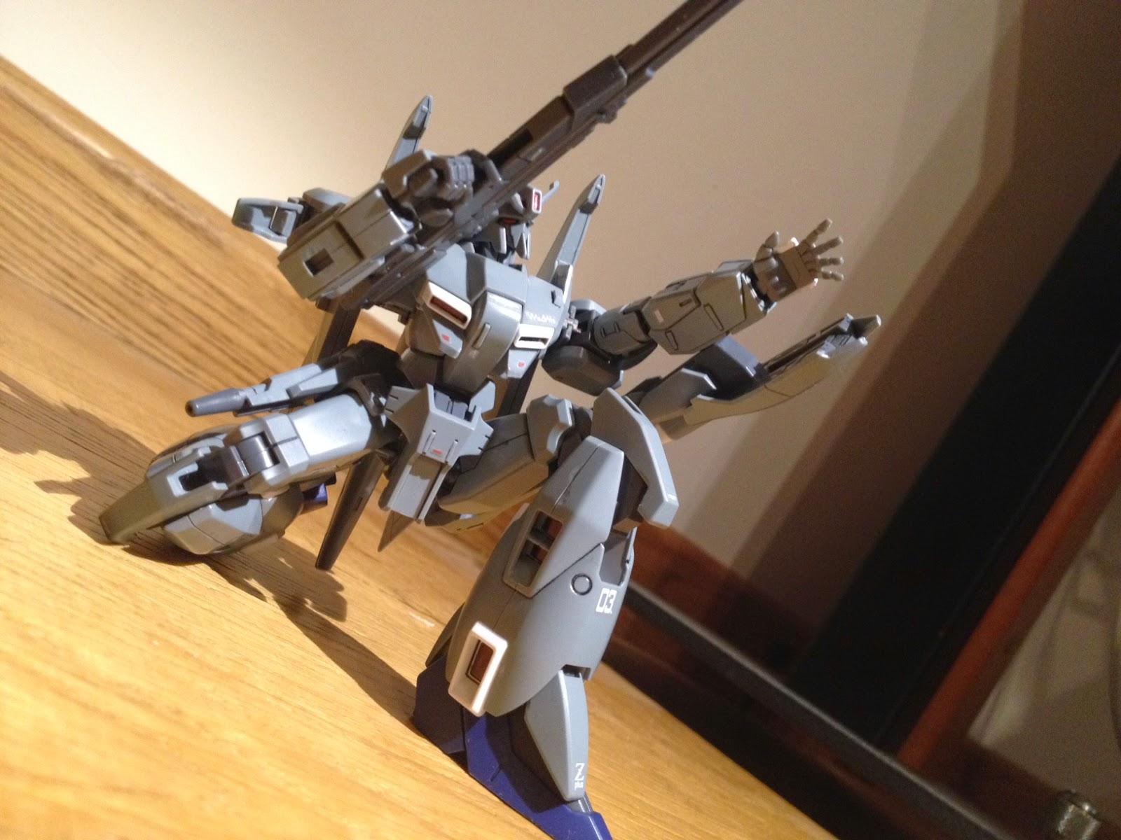 Gundam Zeta Plus A1