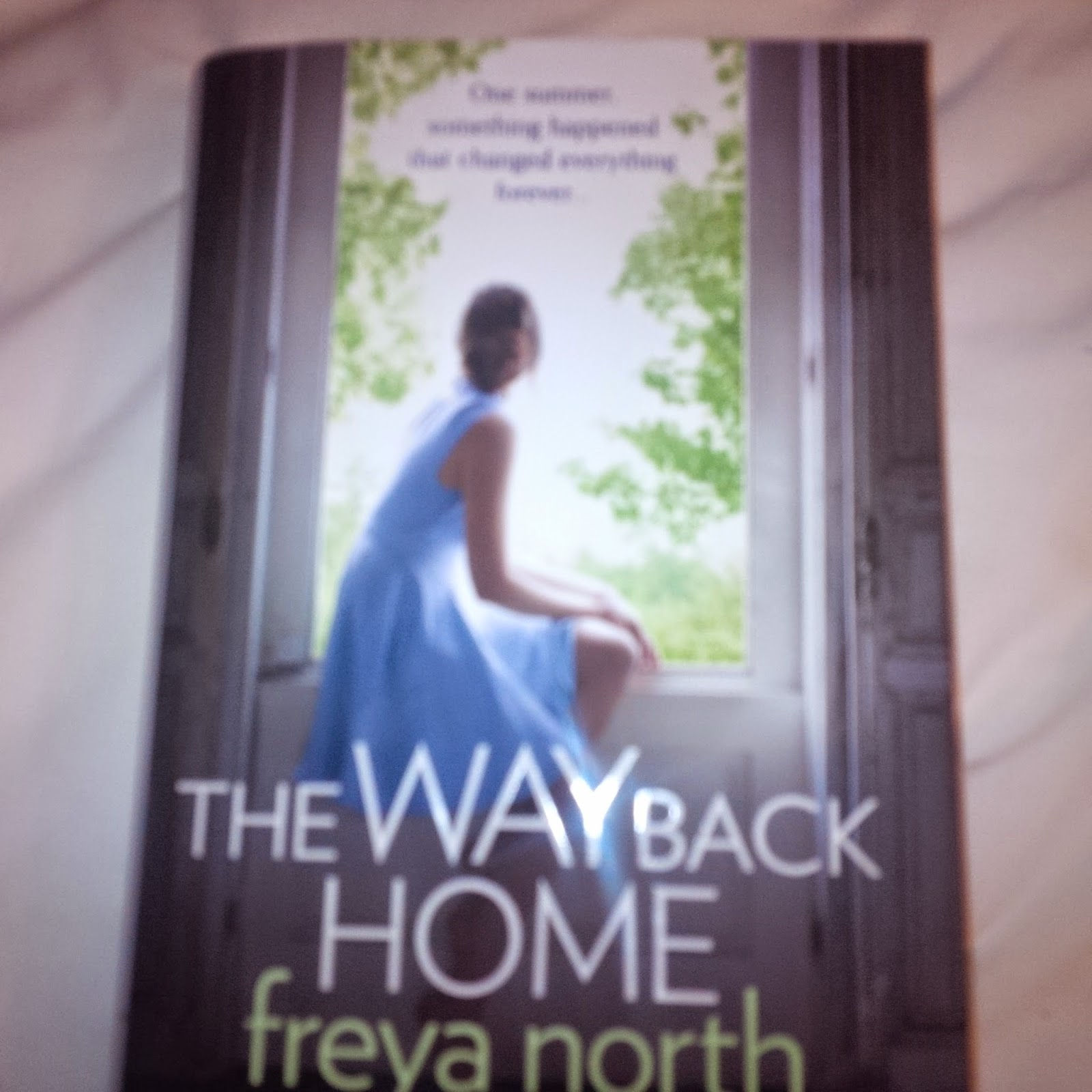 the way back home by freya north book