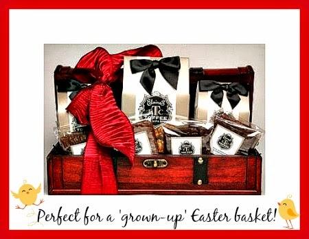 Elaine's Toffee Gift Basket