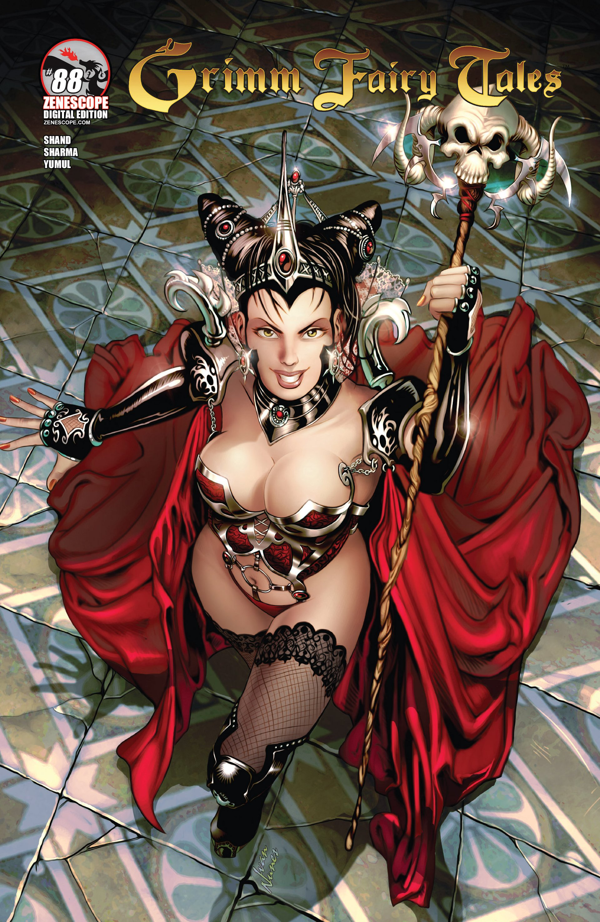 Grimm Fairy Tales (2005) Issue #88 #91 - English 2