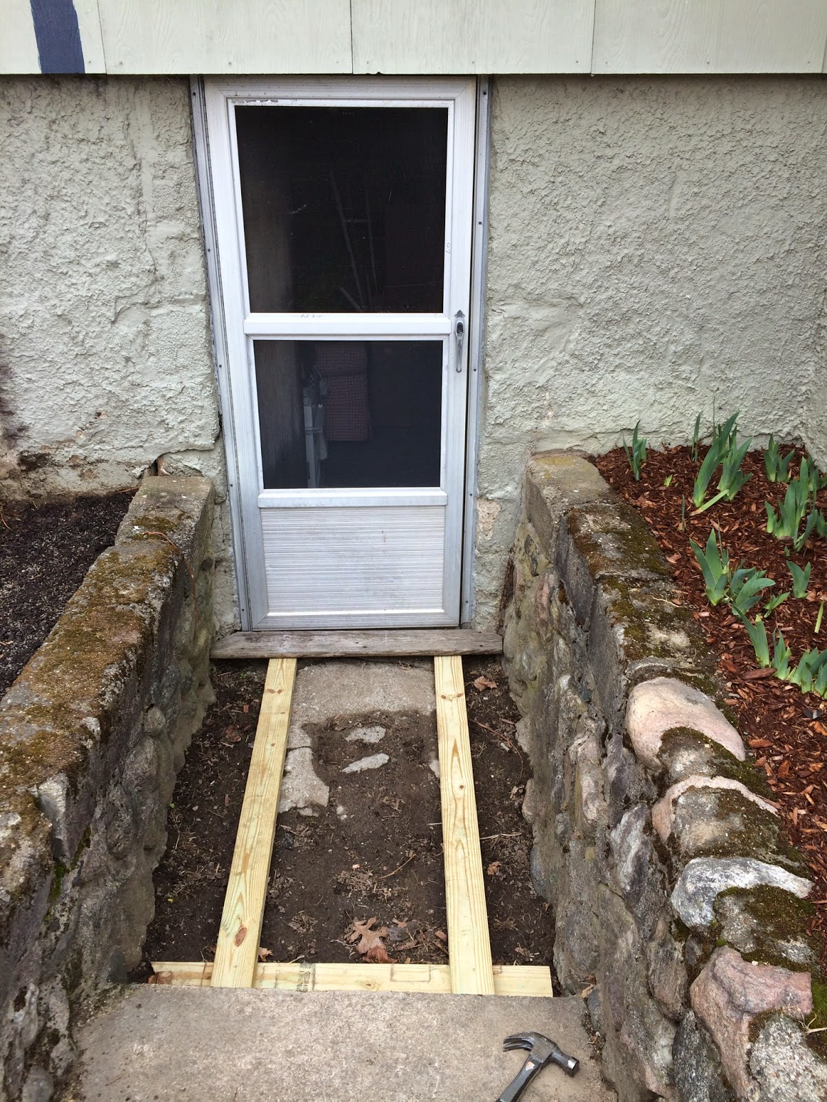 A new nill april 2014 for Adding exterior basement entry