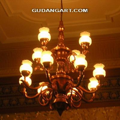 Lampu Masjid - Lampu Gantung Masjid - Lampu Hias - Gudang Art