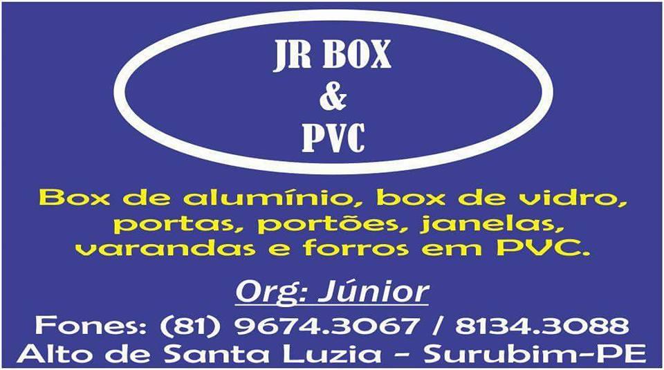 JR BOX & PVC