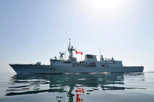 HMCS Fredericton (F337)