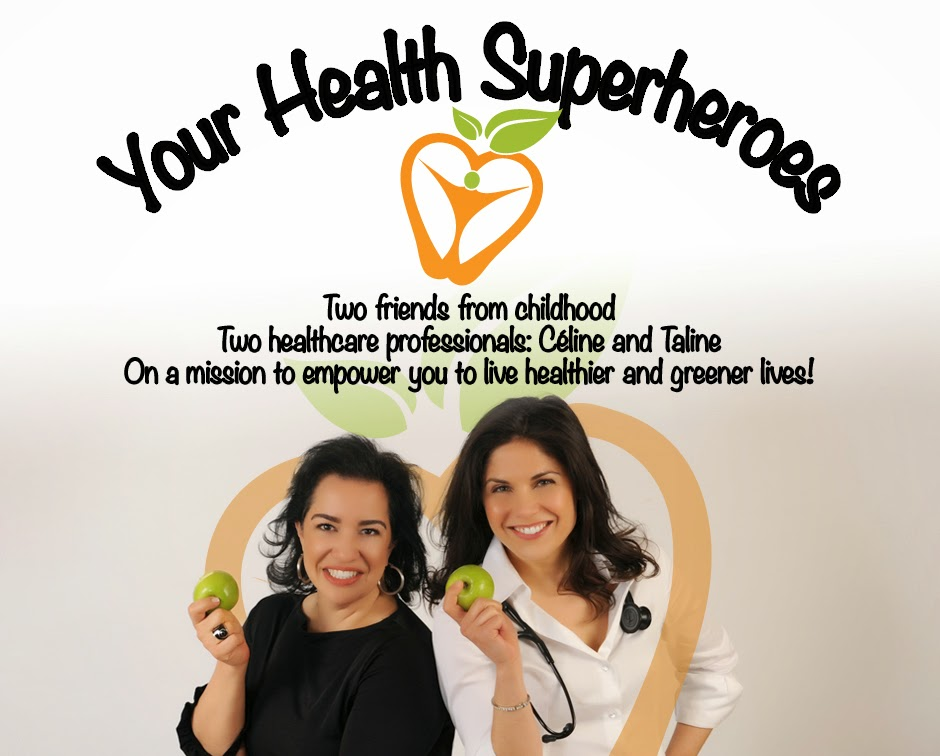 Your Health Superheroes