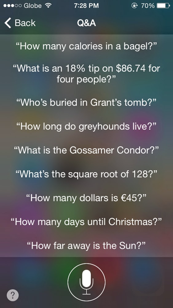 what siri can do