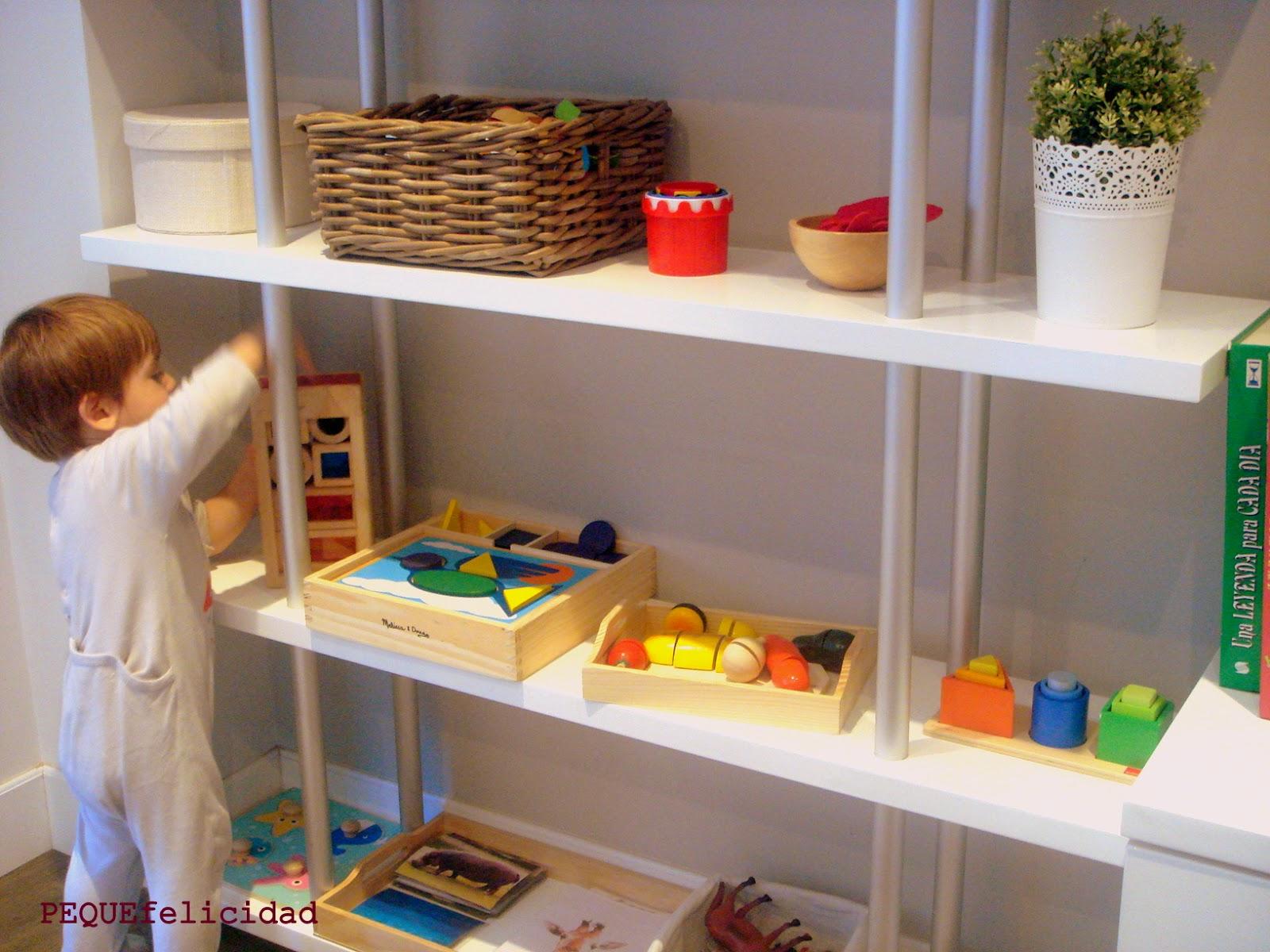 pequefelicidad: ¿como empezar a aplicar el metodo montessori en casa