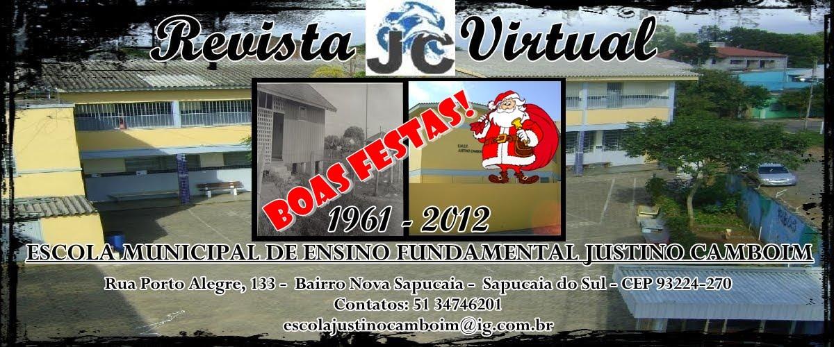 EMEF Justino Camboim - Sapucaia do Sul/RS
