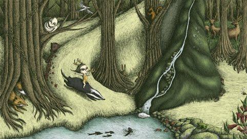 appel à l'éveil de la forêt