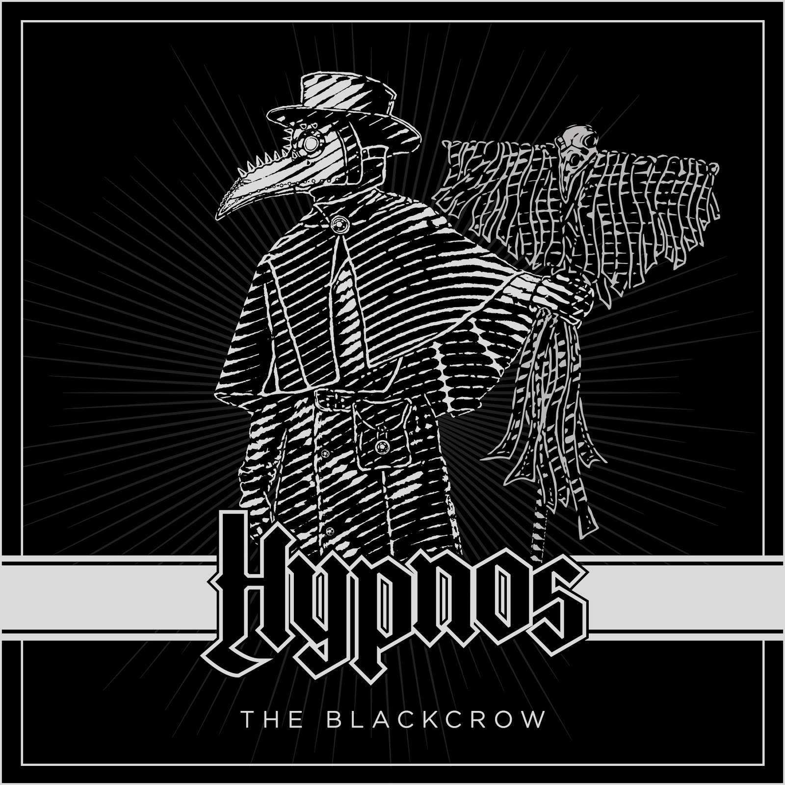New album  HYPNOS - The Blackcrow - 30. 10. 2020!