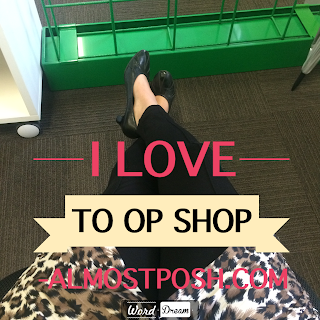 blog image: I Love to Op Shop