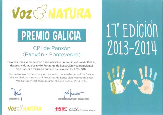 Premio Galicia