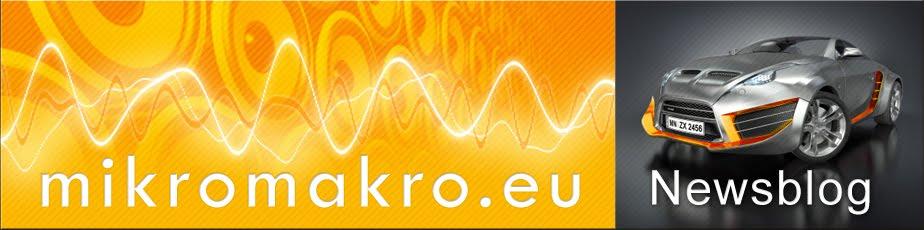 mikromakro.eu - Car HiFi Shop Blog: DVD Autoradio, GPS Autoradio, Autoradio ohne Laufwerk.
