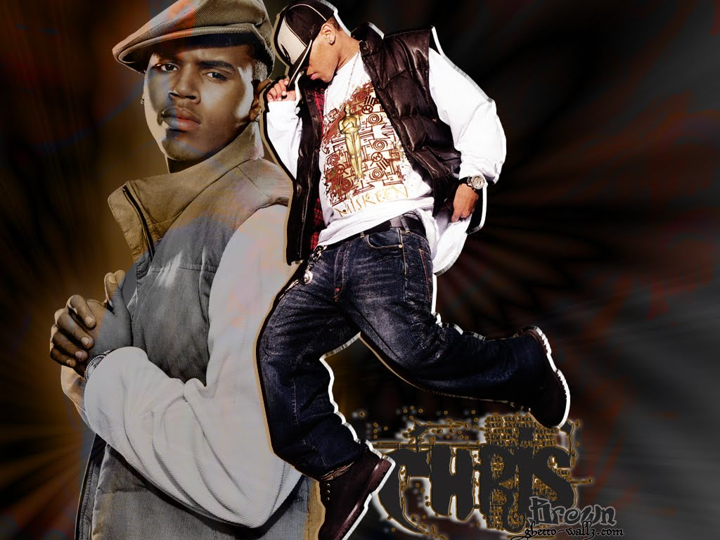 jimmy here chris brown background